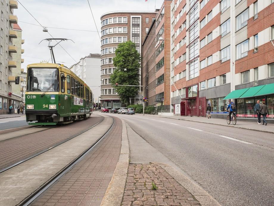 Helsingin Kaupunki Vuokra-Asunnot